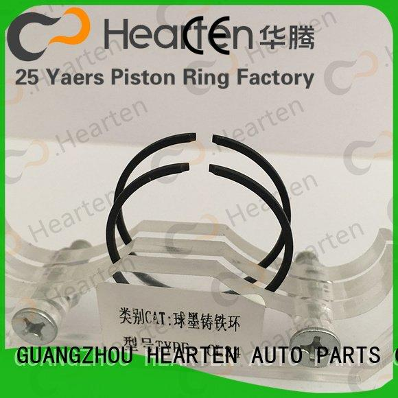 Wholesale saw engines Garden Machine Piston  Ring HEARTEN Brand