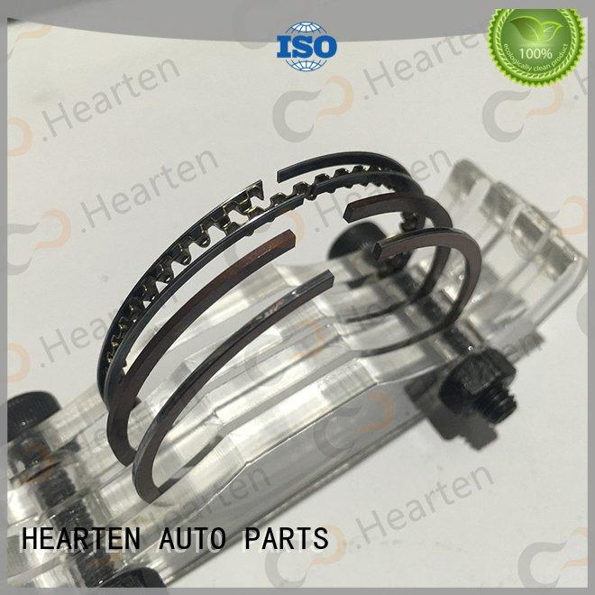 HEARTEN Brand ring pvd performance motorcycle piston rings