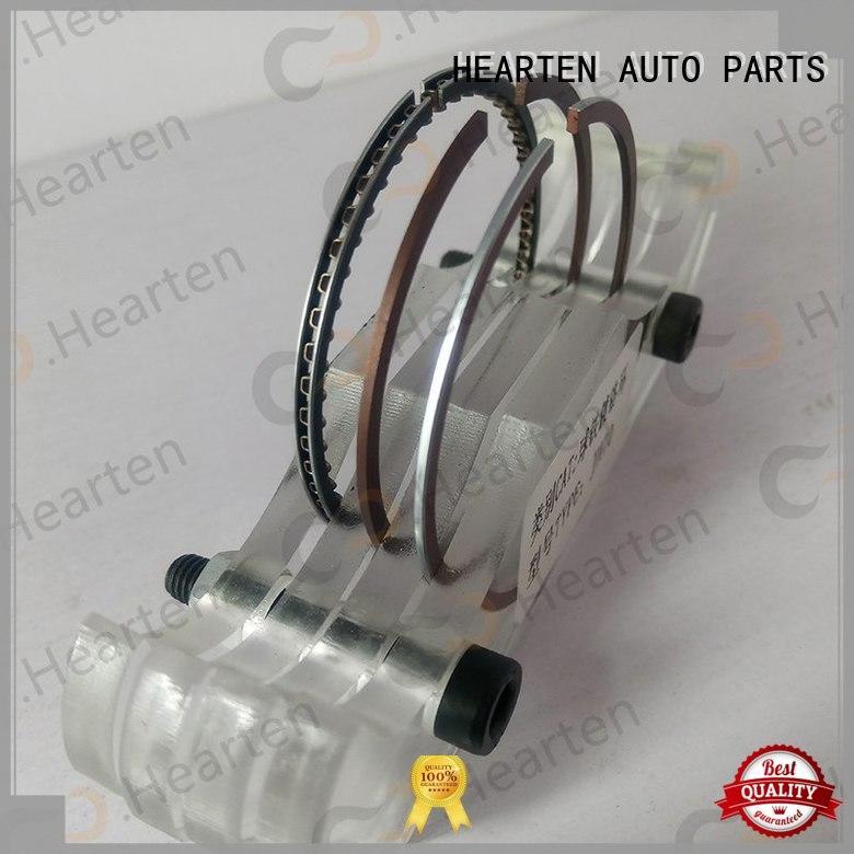 Chromium piston ring