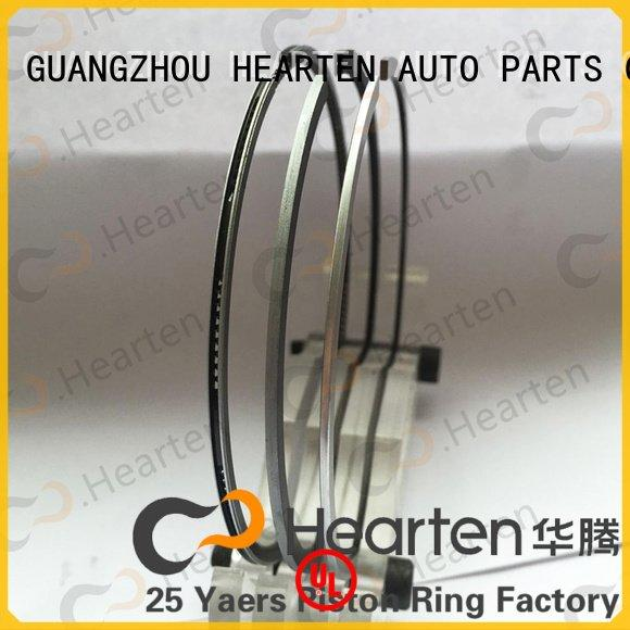 OEM motorcycle engine parts chromium sealing motorcycle piston rings