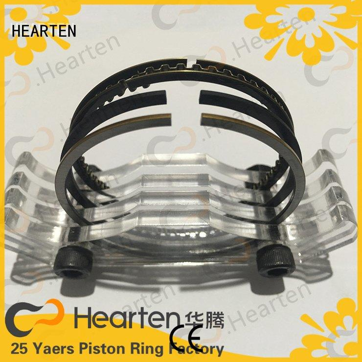 motorcycle piston rings piston motorcycle engine parts HEARTEN Brand