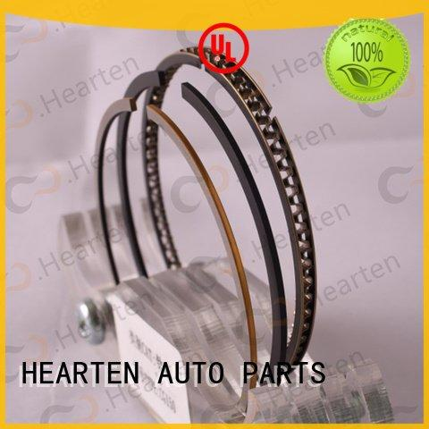 HEARTEN motorcycle piston rings ring nitriding rings pvd