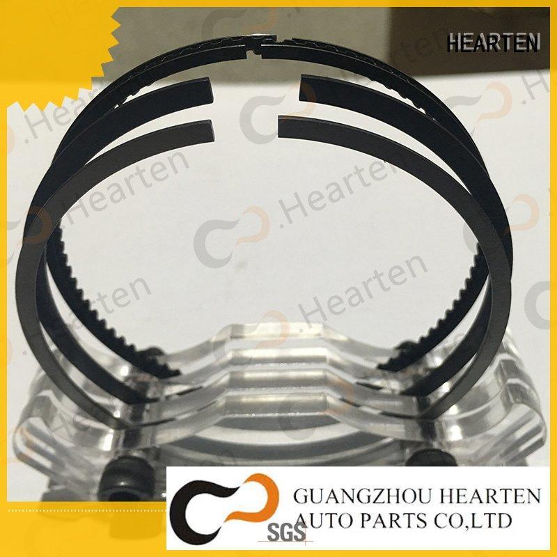 Custom piston ring sealer ring chromium nitriding HEARTEN