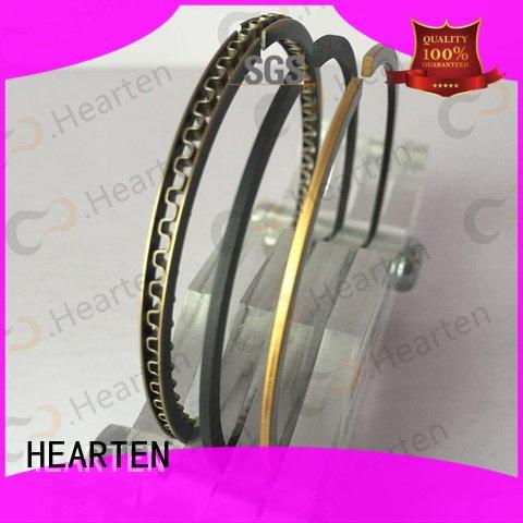 HEARTEN motorcycle piston rings cks ring suitable pvd