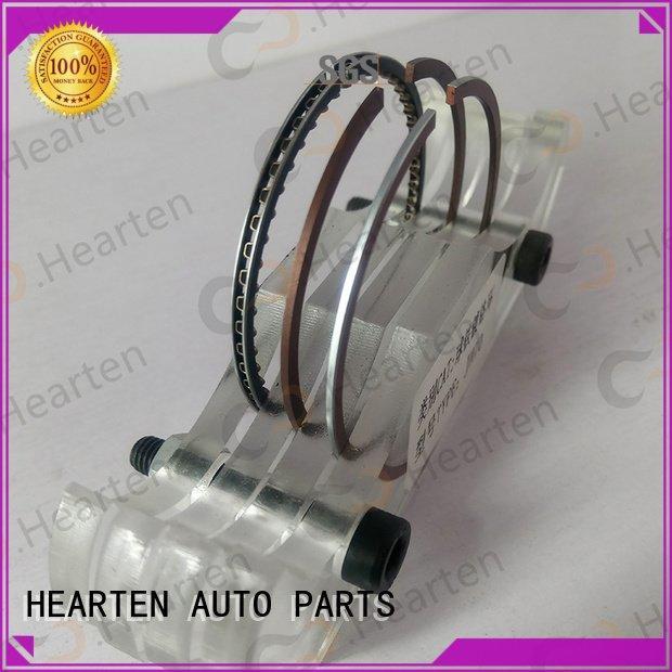 Custom motorcycle engine parts cks chromium titanium HEARTEN