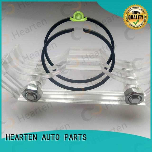 HEARTEN long lasting piston ring factory price for gasoline engine