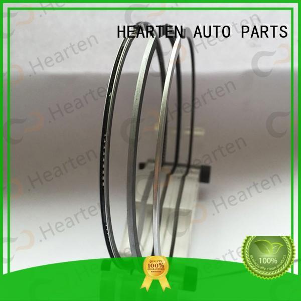 PVD piston ring