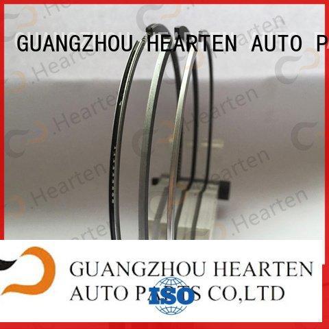 wearresistantmaterial engine motorcycle piston rings HEARTEN