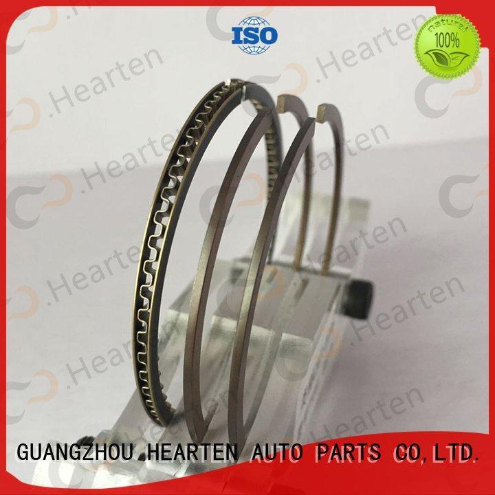 Custom cks motorcycle engine parts sealing motorcycle piston rings