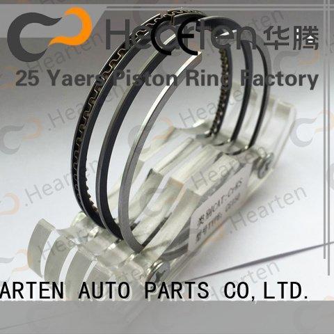 HEARTEN sealing performance motorcycle motorcycle piston rings chromium