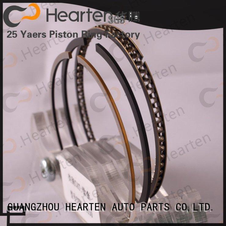 motorcycle piston rings engine chromium motorcycle engine parts HEARTEN Brand