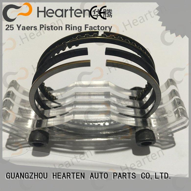 motorcycle piston rings titanium motorcycle HEARTEN Brand
