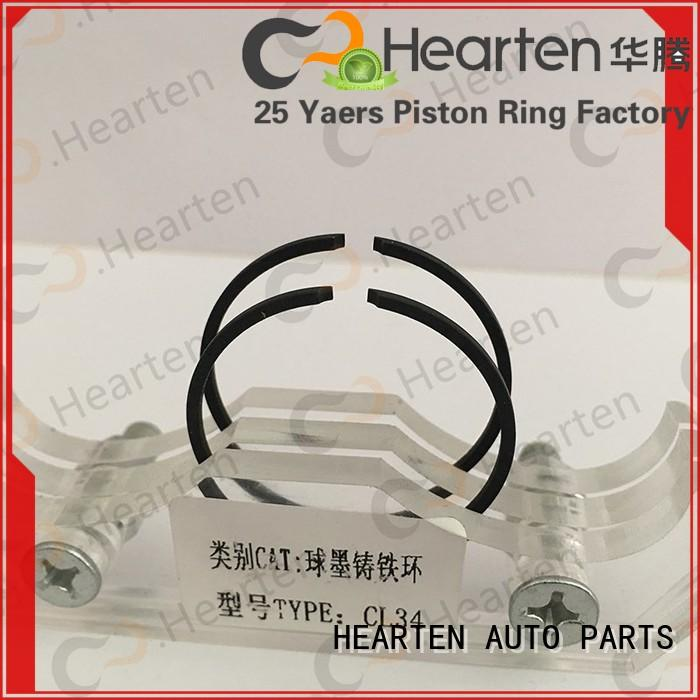 piston ring set supplier for gasoline engine