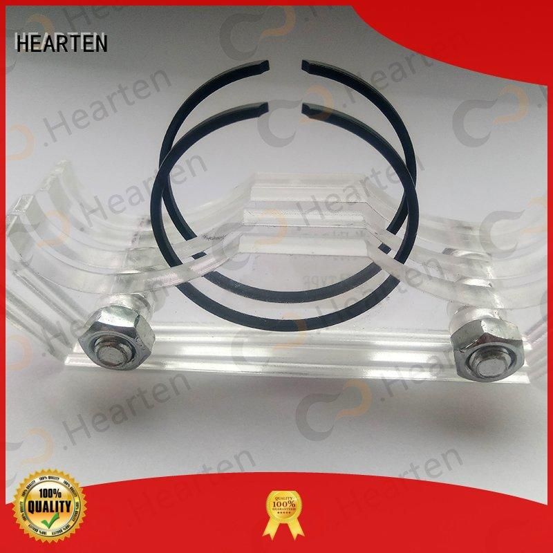 HEARTEN stable sealed power piston rings supplier for automotive