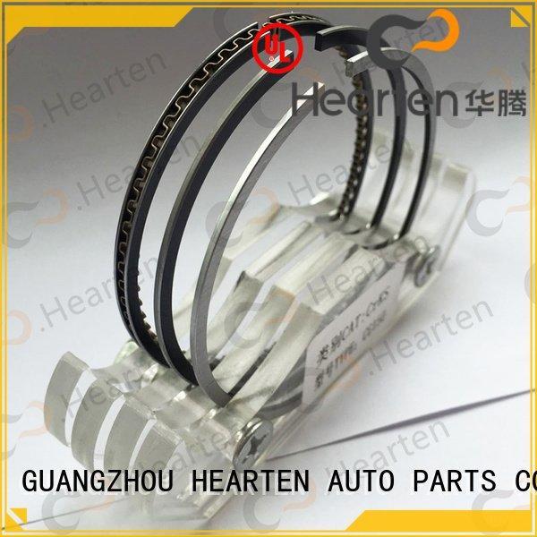 motorcycle piston rings titanium motorcycle motorcycle engine parts HEARTEN Warranty