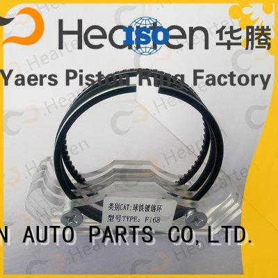 auto engine parts electric engine piston rings HEARTEN Brand
