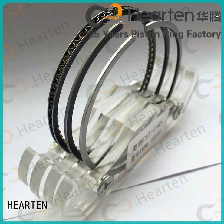 Custom motorcycle engine parts strong rings chromium HEARTEN
