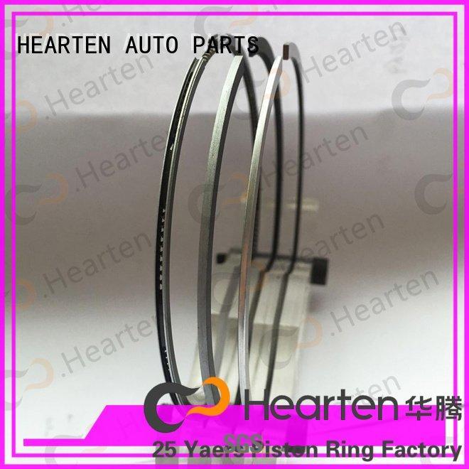 large chromium HEARTEN Auto  Piston  Ring