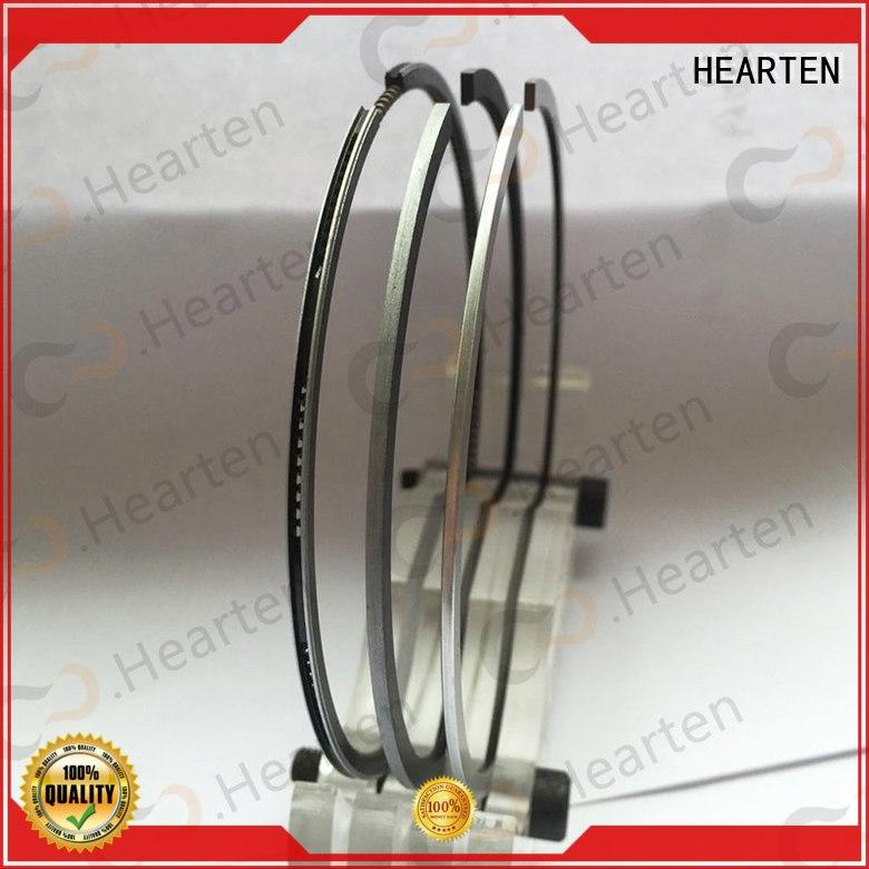 automotive large piston and rings ring HEARTEN company