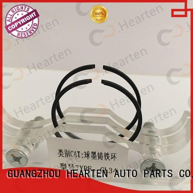 HEARTEN Brand chain engines piston rings suppliers piston factory