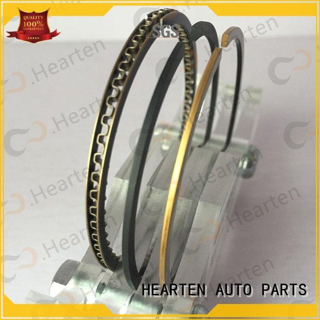 Hot motorcycle piston rings nitriding motorcycle engine parts motorcycle HEARTEN