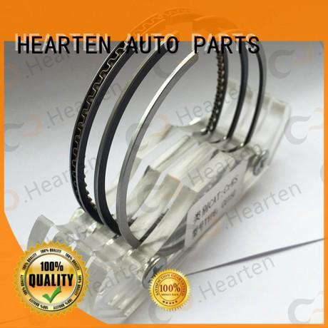 HEARTEN chromium motorcycle piston rings from China for auto engine parts