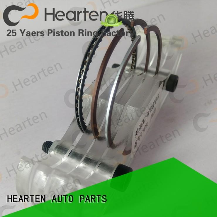 HEARTEN cost-effective standard piston ring company series for car