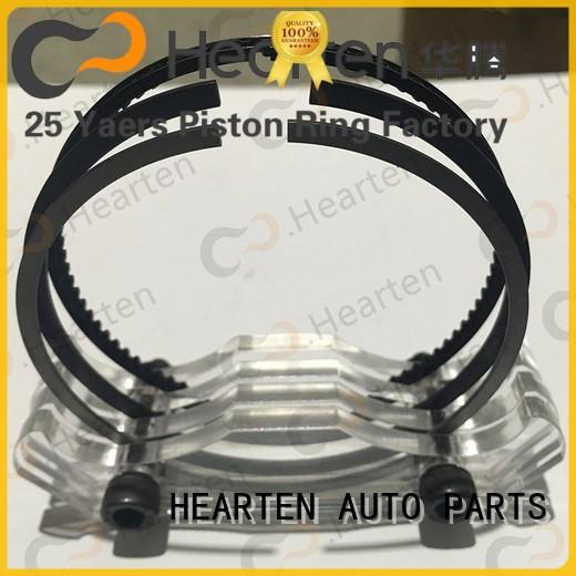HEARTEN cost-effective cheap piston rings supplier for honda series