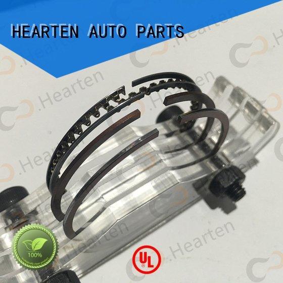 sealing titanium motorcycle piston rings HEARTEN