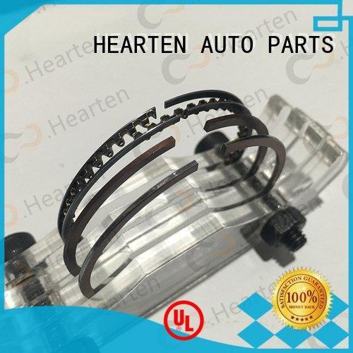 HEARTEN Brand suitable rings wearresistantmaterial motorcycle engine parts pvd