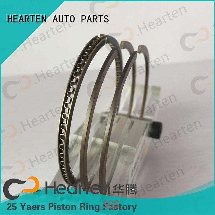 motorcycle piston rings chromium HEARTEN Brand motorcycle engine parts