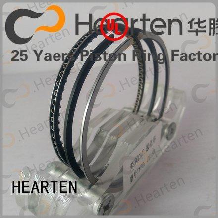 HEARTEN motorcycle chromium engine motorcycle piston rings nitriding