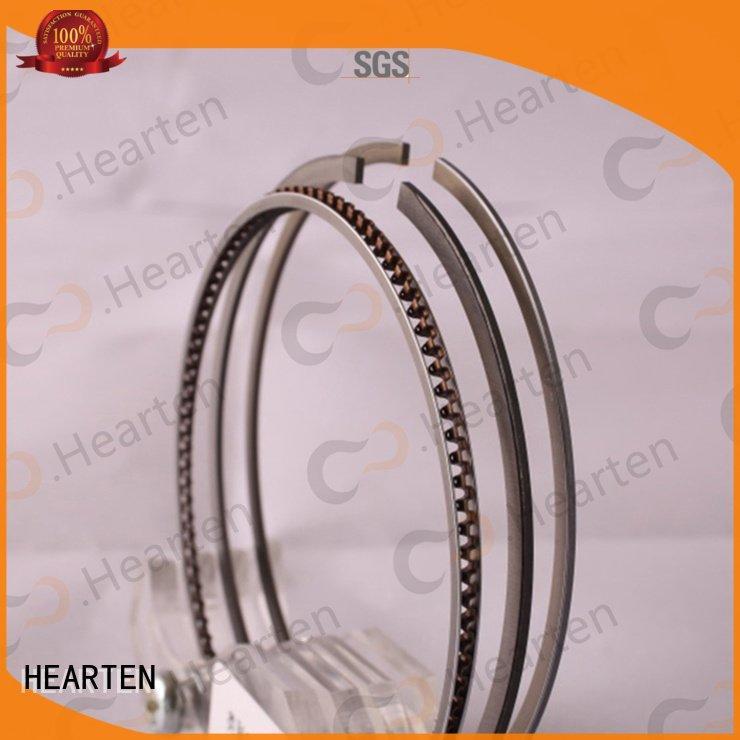 HEARTEN Brand rings automobile Auto  Piston  Ring nitriding piston