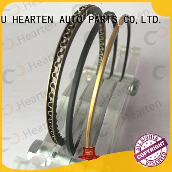 Quality HEARTEN Brand piston ring kit suitable chromium
