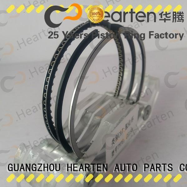 HEARTEN popular piston rings manufacturer for diesel