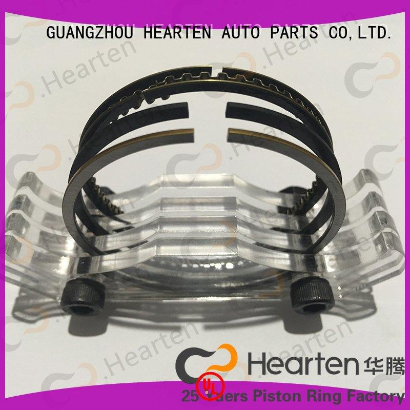 Custom nitriding motorcycle engine parts performance motorcycle piston rings