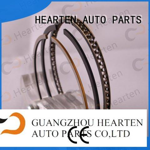 engine motorcycle Quality motorcycle piston rings HEARTEN Brand pvd motorcycle engine parts
