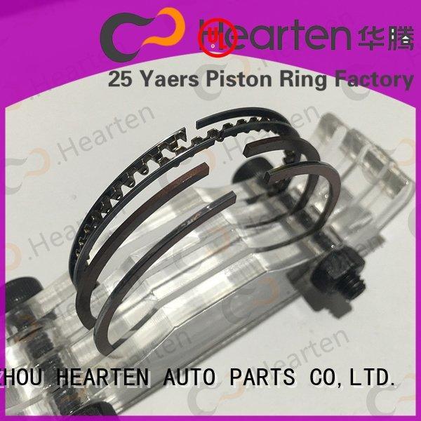 motorcycle piston rings titanium motorcycle engine parts wearresistantmaterial HEARTEN