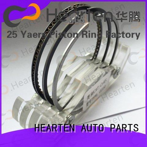 motorcycle piston rings wearresistantmaterial sealing suitable HEARTEN