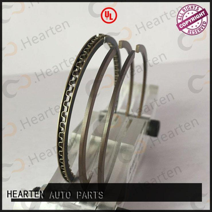 Quality motorcycle piston rings HEARTEN Brand sealing motorcycle engine parts