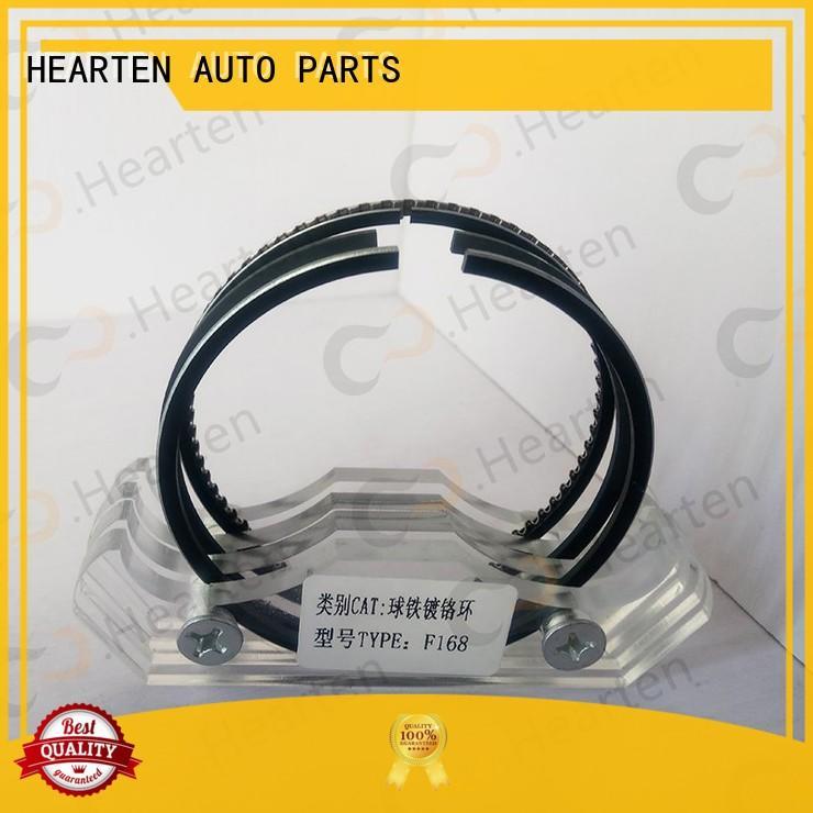 HEARTEN chromium surface car engine piston supplier for engines