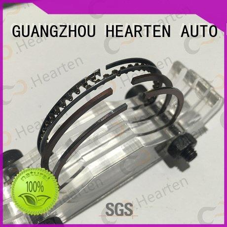 ring pvd performance strong HEARTEN motorcycle piston rings