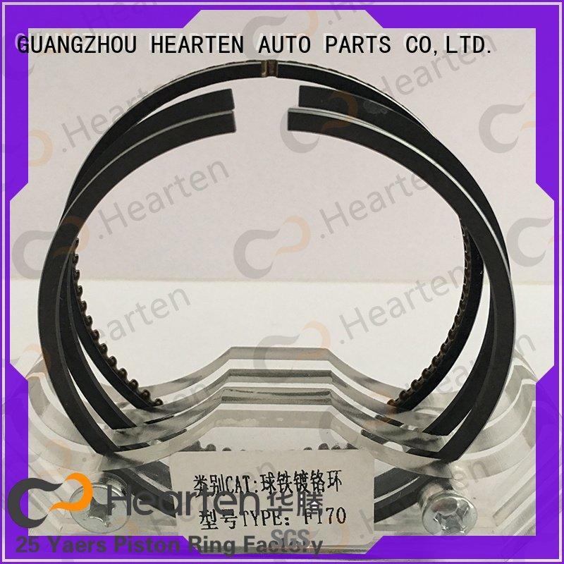 HEARTEN Brand gasoline machinery partsthe engine piston rings