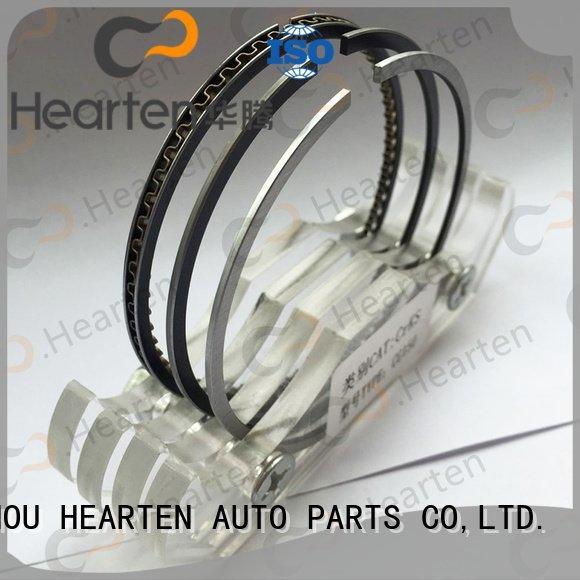 motorcycle piston rings titanium ring HEARTEN Brand
