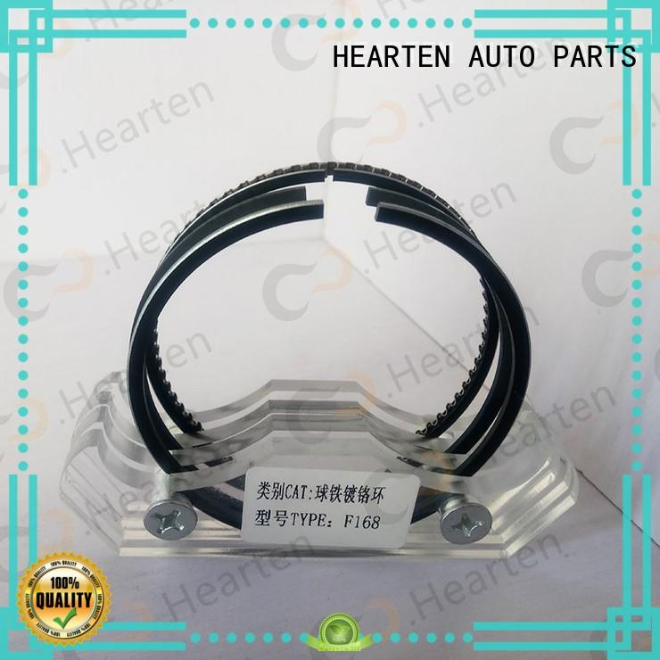 HEARTEN chromium surface best piston rings company for machine