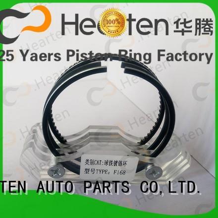 HEARTEN nodular cast iron engine piston rings wholesale for machine