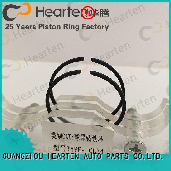 Wholesale ring parts Garden Machine Piston  Ring HEARTEN Brand