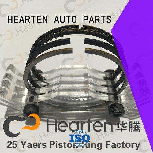 Quality motorcycle piston rings HEARTEN Brand engine motorcycle engine parts